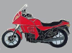 【Wegener】別針徽章 BMW K75RT - 「Webike-摩托百貨」