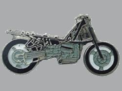 【Wegener】別針徽章 BMW Boxer R1100 - 「Webike-摩托百貨」