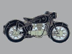 【Wegener】別針徽章 BMW R26 - 「Webike-摩托百貨」
