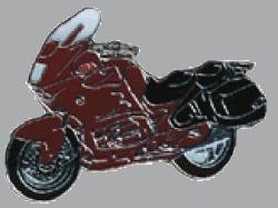 【Wegener】別針徽章 BMW R1100RT - 「Webike-摩托百貨」