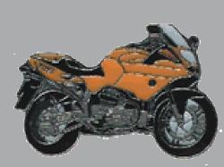 【Wegener】別針徽章 BMW R1100S - 「Webike-摩托百貨」