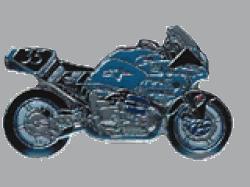 【Wegener】別針徽章 BMW R1100S Racer 99 - 「Webike-摩托百貨」