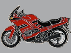 【Wegener】別針徽章 BMW R1100RS 全罩模型 - 「Webike-摩托百貨」