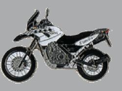 【Wegener】別針徽章 BMW F650GS Dakar (-03) - 「Webike-摩托百貨」