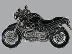 【Wegener】別針徽章 BMW R1150R - 「Webike-摩托百貨」