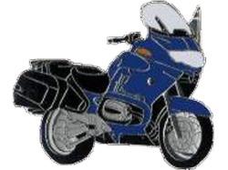 【Wegener】別針徽章 BMW R1150RT - 「Webike-摩托百貨」