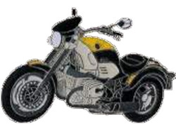 【Wegener】別針徽章 BMW R1200C Independent - 「Webike-摩托百貨」
