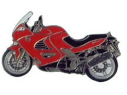 【Wegener】別針徽章 BMW K1200RS 前期 - 「Webike-摩托百貨」