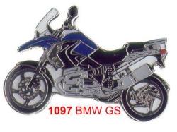【Wegener】別針徽章 BMW R1200GS (08-) - 「Webike-摩托百貨」