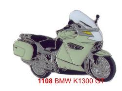 【Wegener】別針徽章 BMW K1300GT - 「Webike-摩托百貨」