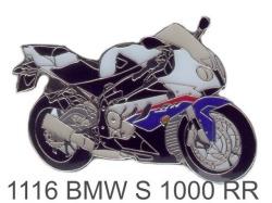【Wegener】別針徽章 BMW S1000RR - 「Webike-摩托百貨」