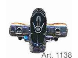 【Wegener】別針徽章 BMW Boxer DOHC - 「Webike-摩托百貨」