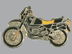 【Wegener】別針徽章 BMW R80GS - 「Webike-摩托百貨」