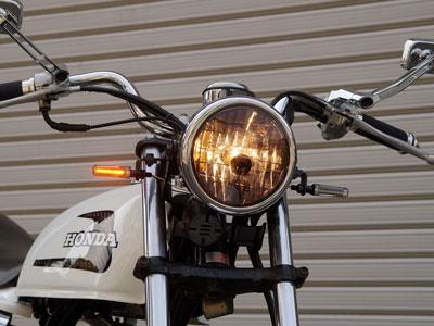 【World Walk】銳利小型LED方向燈:Type 2 - 「Webike-摩托百貨」