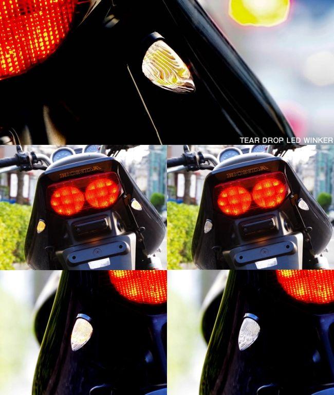 【World Walk】黏貼式LED方向燈 - 「Webike-摩托百貨」