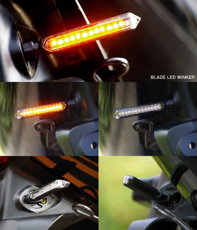 【World Walk】鑲邊LED方向燈 - 「Webike-摩托百貨」