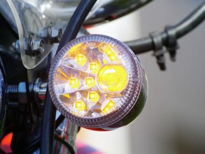 【World Walk】LED方向燈:hanabi 3 Function:黑外殼 - 「Webike-摩托百貨」