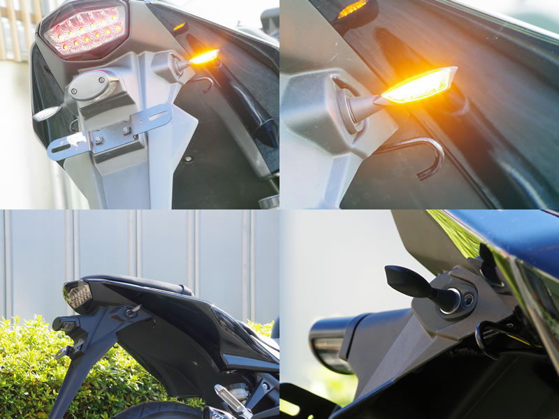 【World Walk】銳利小型:LED方向燈 - 「Webike-摩托百貨」