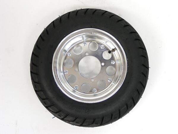 【田中商會】MONKEY・GORILLA用 8吋 鋁合金輪框・輪胎組 - 「Webike-摩托百貨」