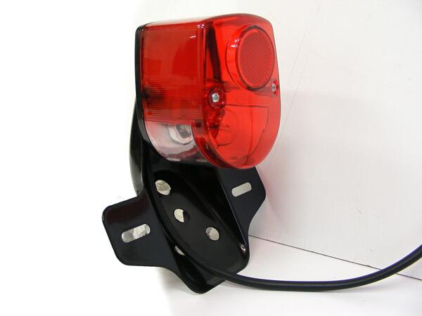 【田中商會】初期型CHALY用 鋼製車尾套件 - 「Webike-摩托百貨」