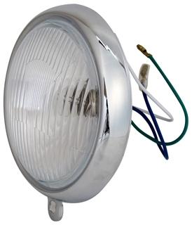 【田中商會】GORILLA用 原廠型頭燈 交換用燈框&燈殼 - 「Webike-摩托百貨」