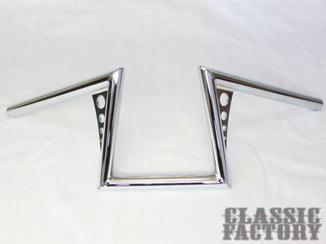 【CLASSIC FACTORY 】TACO-ROBO (LOW) 22.2Φ 20cm 把手 - 「Webike-摩托百貨」