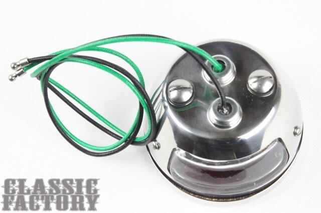 【CLASSIC FACTORY 】DUO 尾燈 - 「Webike-摩托百貨」