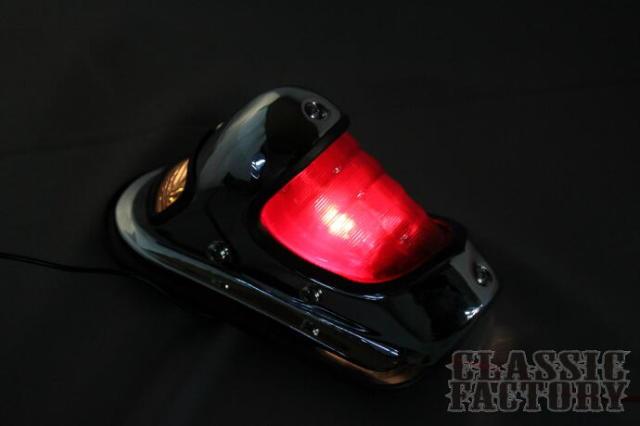 【CLASSIC FACTORY 】Beehive 尾燈 - 「Webike-摩托百貨」