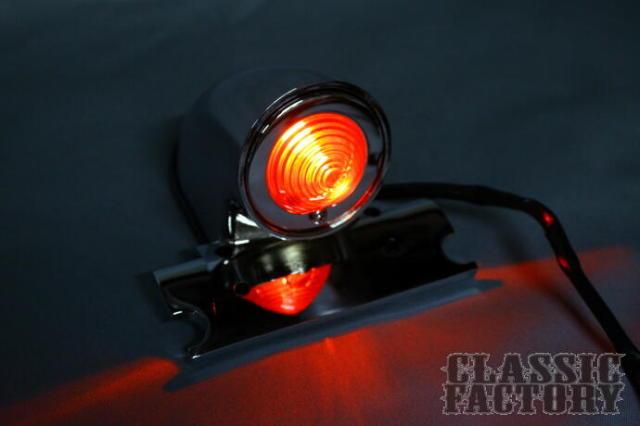 【CLASSIC FACTORY 】SPALT 尾燈 - 「Webike-摩托百貨」