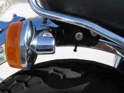 【INADOME】後方向燈偏移支架 - 「Webike-摩托百貨」