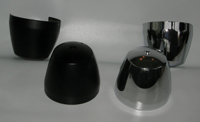 【INADOME】W3 砲弾型儀錶外殼 (Type 2) - 「Webike-摩托百貨」