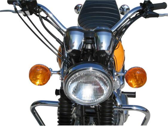 【INADOME】W3 Type 方向燈&支架組 - 「Webike-摩托百貨」