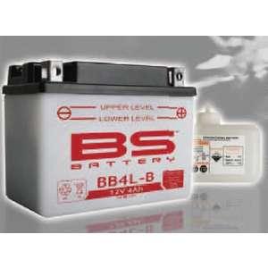 BSバッテリー液別開放式バッテリー