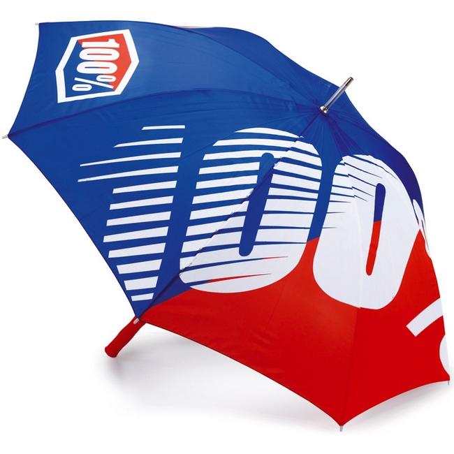 【100%】賽車雨陽傘 - 「Webike-摩托百貨」