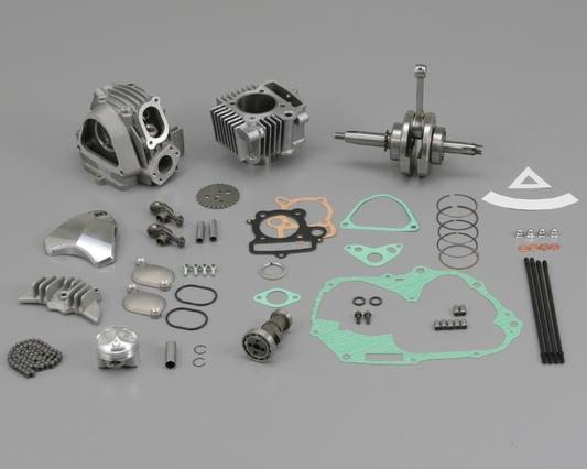 【DAYTONA】DYNA汽缸頭 缸徑&加大行程套件 (110cc) - 「Webike-摩托百貨」