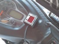 【PROTEC】RPI-S42 CVT傳動用檔位指示器套件 Address V125S 10- 専用 - 「Webike-摩托百貨」