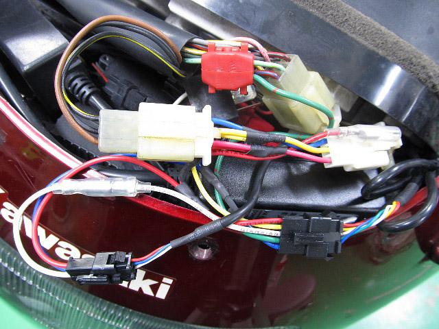 【PROTEC】SPI-K79 檔位指示器套件 ZZR 400 - 「Webike-摩托百貨」