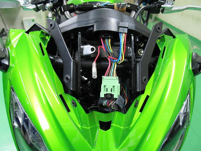 【PROTEC】SPI-K58 檔位指示器套件 Ninja 650 / ER-6f - 「Webike-摩托百貨」
