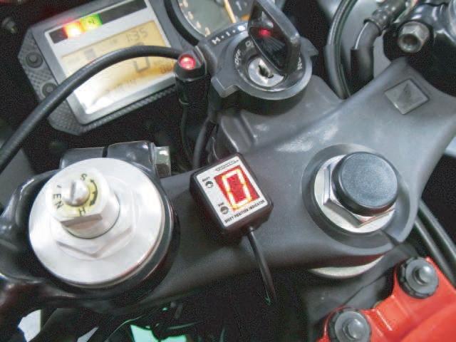 【PROTEC】SPI-H26 檔位指示器車種専用套件 - 「Webike-摩托百貨」