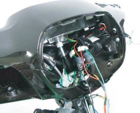 【PROTEC】SPI-M09 檔位指示器套件 - 「Webike-摩托百貨」