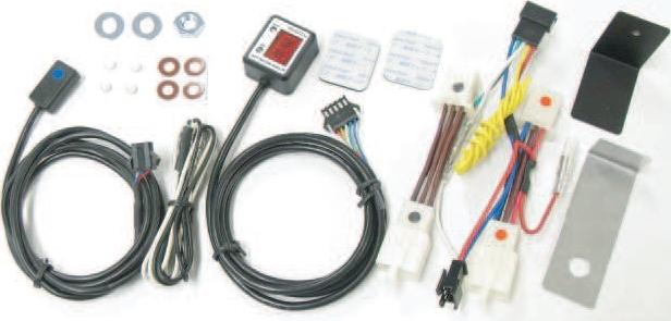 【PROTEC】SPI-H28 檔位指示器套件 - 「Webike-摩托百貨」