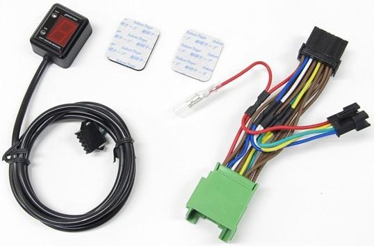 【PROTEC】SPI-K53 檔位指示器套件 Ninja 400 14- 専用 - 「Webike-摩托百貨」