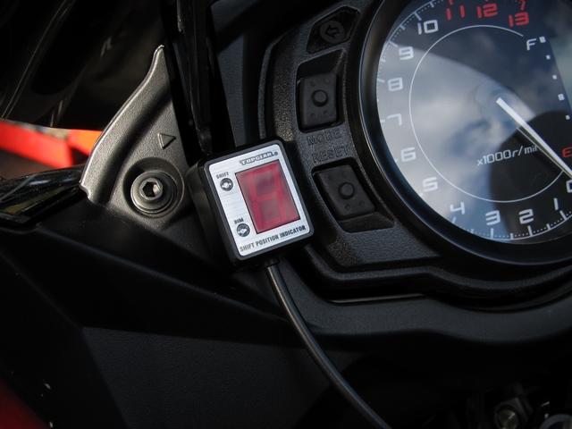 【PROTEC】SPI-K63 檔位指示器套件 Ninja1000 11- 専用 - 「Webike-摩托百貨」