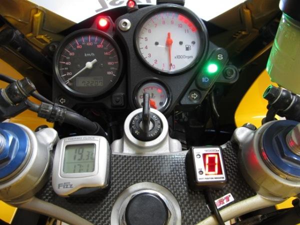 【PROTEC】SPI-H13 檔位指示器套件 VTR 1000 F FIRESTORM 97-00 国内仕様車専用 - 「Webike-摩托百貨」