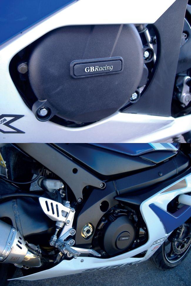 【GBRacing】引擎護蓋組 - 「Webike-摩托百貨」