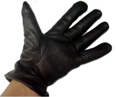 【MOTOBLUEZ】【HEAVY】鹿革手套 EXTRAWARM (黑色) - 「Webike-摩托百貨」