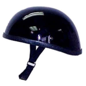MOTOBLUEZ モトブルーズオリジナル装飾用ハーフヘルメット(イーグル) ブラック