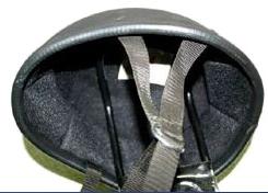 【MOTOBLUEZ】獨創裝飾用半罩安全帽(Smoky) 霧黑色 - 「Webike-摩托百貨」