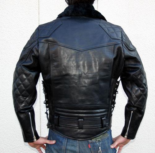 【MOTOBLUEZ】【HEAVY RED LABEL】Double襯墊騎士外套 - 「Webike-摩托百貨」