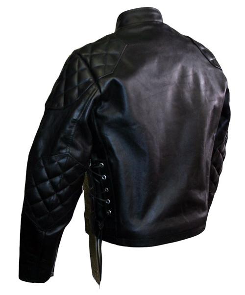 【MOTOBLUEZ】【HEAVY】襯墊騎士外套(Single)  - 「Webike-摩托百貨」